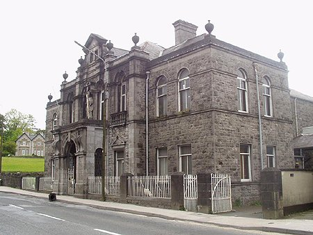 1895 &#8211; Gillooly Memorial Hall, Sligo, Co. Sligo